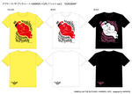 アブドーラ・ザ・ブッチャー × HARIKEN × GPS Tシャツ vol.2 『DOKUBARI』