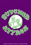 アブドーラ・ザ・ブッチャー × HARIKEN × GPS Tシャツ vol.3 『BUTCHER ATTACK』