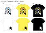 スタン・ハンセン × HARIKEN × GPS Tシャツ vol.2 『WIND GOD』